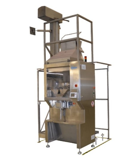 Filling machine as example for machine building